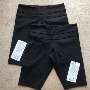 Lululemon Groove Short Fullux Set of 2